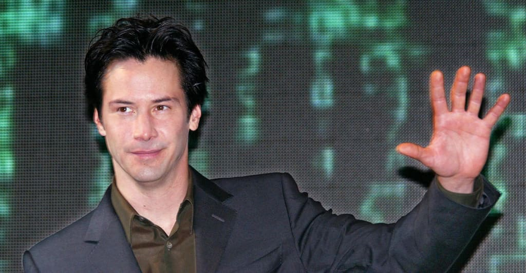 Warner Bros. confirm Matrix 4 with Keanu Reeves