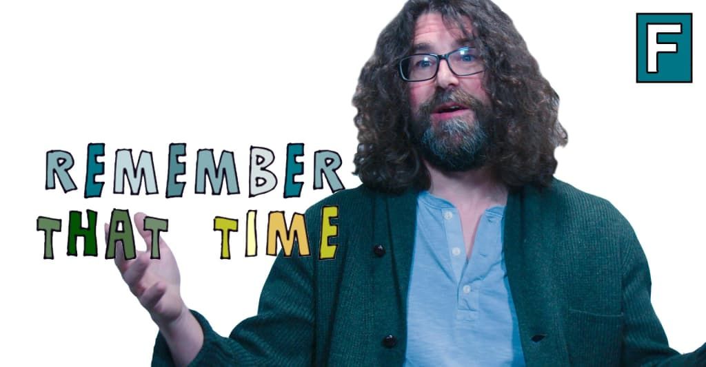 Lou Barlow remembers an all-around messy trip to Paris with Sebadoh