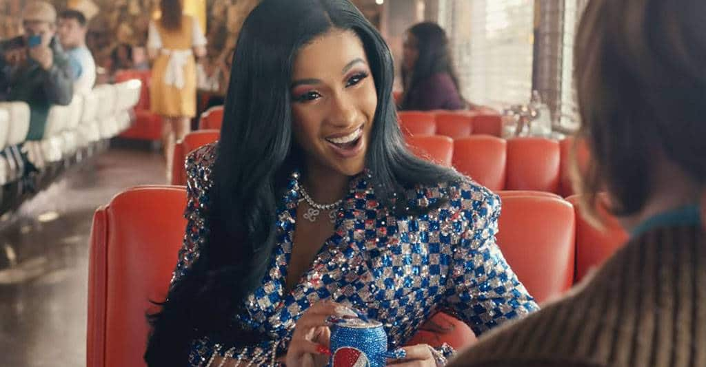 Cardi B To Star In Pepsi S Super Bowl Commercial The Fader