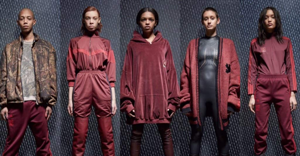 351e0396f Here Is Every Look From The Yeezy Season 5 Show