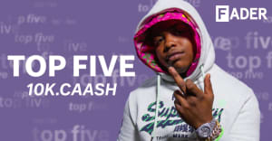 10K.Caash ranks his 5 favorite dances