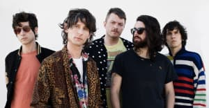 Listen to a slick new track from The Strokes' Nick Valensi and his band CRX