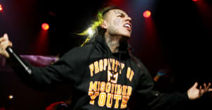 Report: Security guards will shoot the new 6ix9ine video