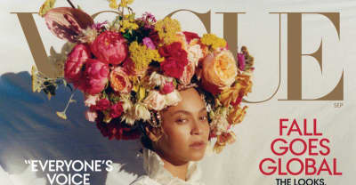 Beyoncé's Vogue cover is here