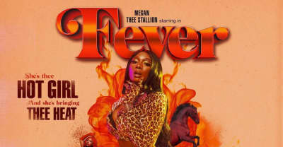 Megan Thee Stallion's Fever is here