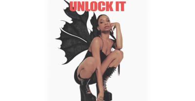 "Listen to Abra's new song ""Unlock It"" featuring Playboi Carti"