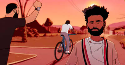 "Childish Gambino's ""Feels Like Summer"" directors break down the spectacular animated video"