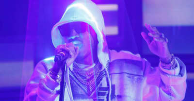 """Watch Future perform """"Nowhere"""" on Jimmy Kimmel Live!"""