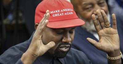 Kanye West's public mental health talk with Charlamagne has been cancelled