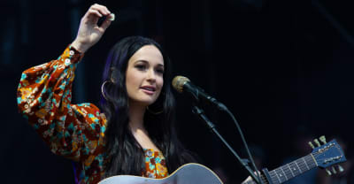 "Kacey Musgraves reworks ""Oh, What a World"" for Earth Day"