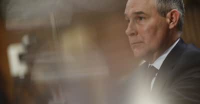 EPA Chief Scott Pruitt Contradicts Consensus By Denying CO2 Significantly Affects Climate Change