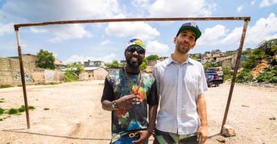 "Poirier And Fwonte Salute The Haitian Sun In The ""Pale Mal"" Video"