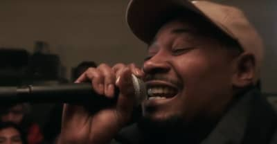 """Danny Brown goes underground for the """"3 Tearz"""" video featuring Run The Jewels"""