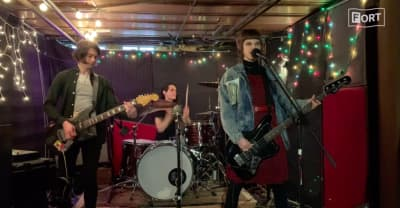 """Digital FORT: Control Top howl out """"One Good Day"""" from their Philly basement"""