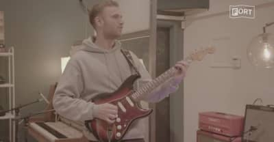 Digital FORT: Tom Misch and Yussef Dayes improvise in the studio