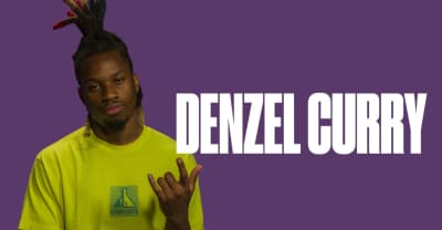 Denzel Curry's come up has taught him to turn pain into power