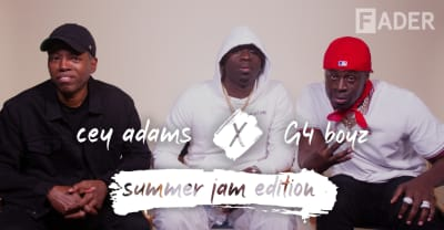 G4 Boyz and Cey Adams discuss New York's rap icons before Summer Jam's 26th birthday