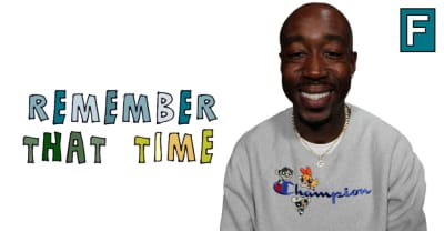 Freddie Gibbs looks back on an unlikely going away gift