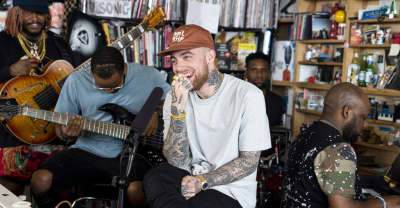 Watch Mac Miller's NPR Tiny Desk Concert