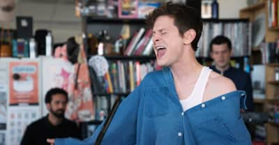 Watch Perfume Genius's NPR Tiny Desk Concert
