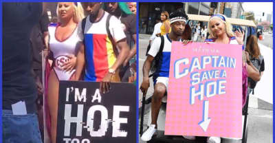 21 Savage wants you to know he's a hoe too