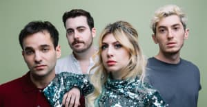 CURRENT MOOD: Psych yourself up to Charly Bliss' So Stoked playlist