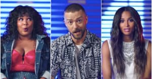 Watch Justin Timberlake, Lizzo, Ciara and more pay tribute to Missy Elliott