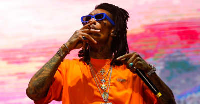 Celebrate 4/20 with a new song from Wiz Khalifa