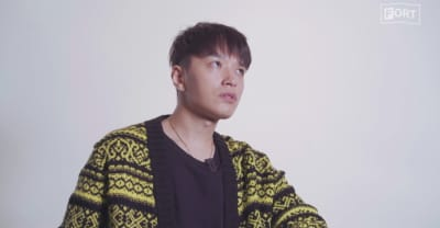Digital FORT: Watch an exclusive interview with Korean rapper Simon Dominic