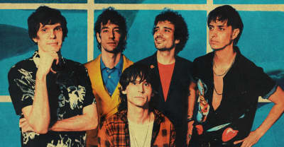 "The Strokes announce new album, share first song ""At The Door"""
