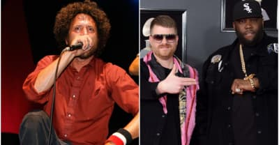 Rage Against The Machine announces reunion world tour with Run The Jewels