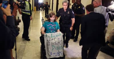 ADAPT Aren't Just Fighting Against Trumpcare, They're Fighting For Disabled Lives