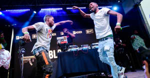 No one had more fun at The FADER FORT than BlocBoy JB