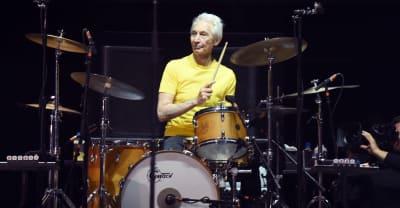 Charlie Watts, Rolling Stones drummer, has died