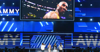 Watch Boyz II Men and Alicia Keys's emotional tribute to Kobe Bryant from the 2020 Grammys
