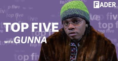 Gunna ranks his top 5 outfits and shares the secret to his drip