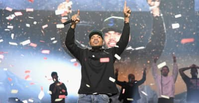 Chance The Rapper has pulled his R. Kelly collab from streaming
