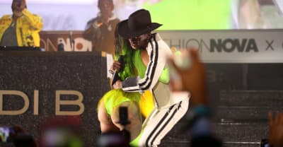 """Watch Cardi B perform """"Old Town Road"""" with Lil Nas X"""