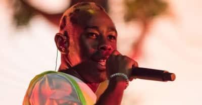 "Tyler, The Creator remixes Prophet for new song ""PEACH FUZZ"""