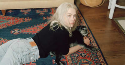 Listen to Phoebe Bridgers cover (Sandy) Alex G