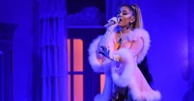 Ariana Grande says she's releasing a new album this month