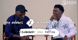 A Boogie breaks down the change in New York City fashion trends and talks Summer Jam prep