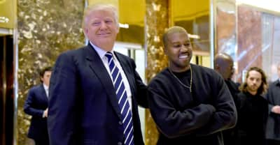 Kanye West to visit Trump at the White House this week