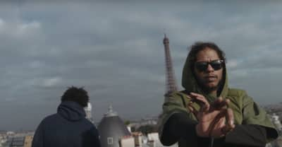 "Watch Ab-Soul And Bas Mob Through Paris For The ""Braille"" Video"