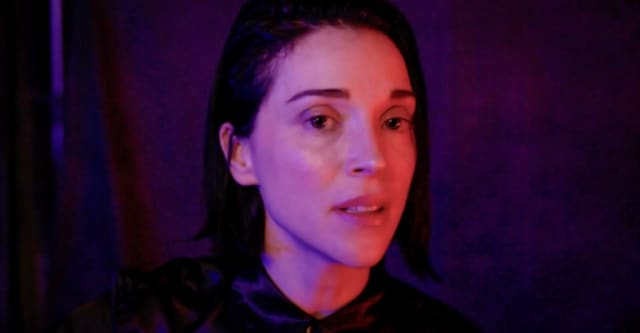 It looks like St. Vincent is releasing a new album titled Daddy's Home 1