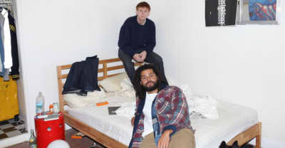 Injury Reserve share new album By the Time I Get to Phoenix