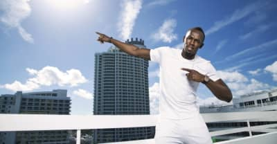 Listen to Usain Bolt on this week's episode of The FADER Interview