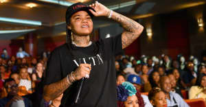 "Watch the music video for Young M.A's motivational new single ""2020 Vision"""