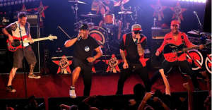Prophets Of Rage To Play In Brooklyn Tonight In Place Of Cancelled Gov Ball Performance
