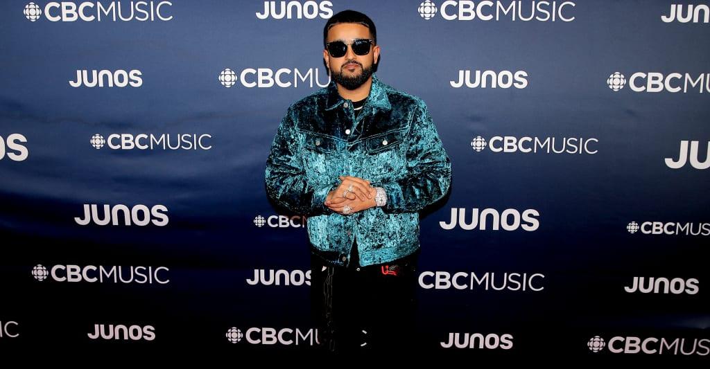 Nav hopes his new album is big enough to make TMZ notice him